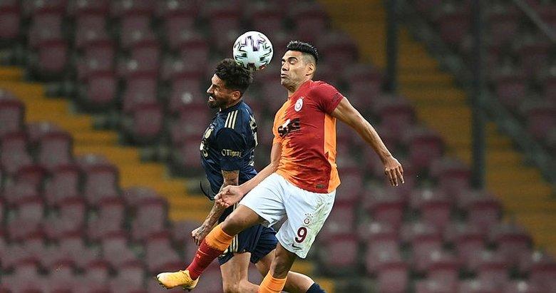 Galatasaray 0 - 0 Fenerbahçe I Maç sonucu