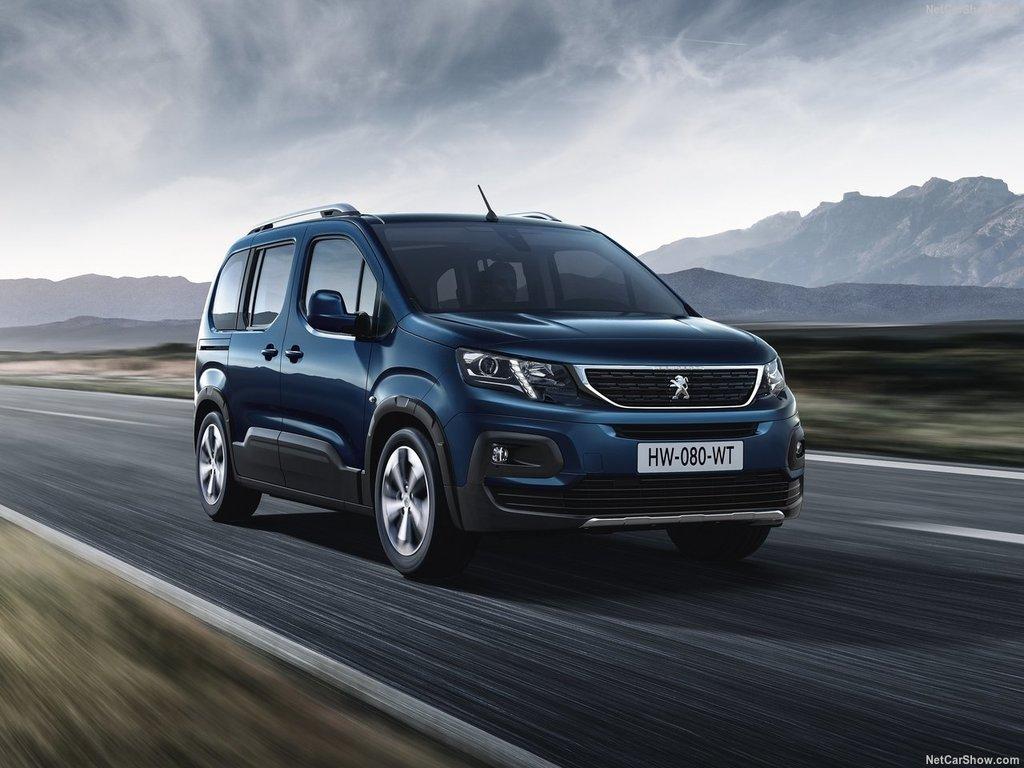 2019 Peugeot Rifter eylül itibarıyla global pazarlarda