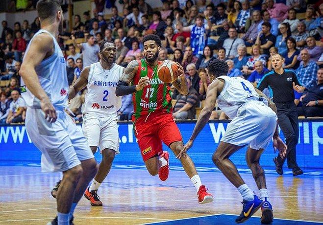 Pınar Karşıyaka, FIBA Şampiyonlar Ligi 5. maçında İspanya'nın Murcia ekibine 22.30'da konuk olacak