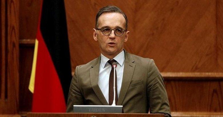 Almanya Dışişleri Bakanı Maas: Hafter ateşkese hazır