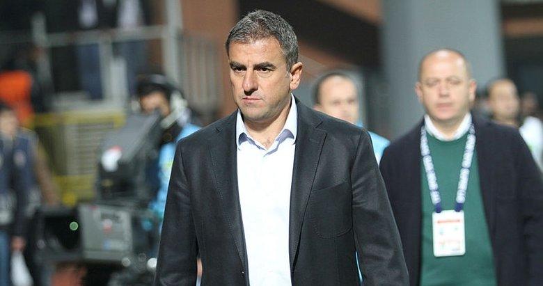Hamzaoğlu'ndan Akhisarspor açıklaması