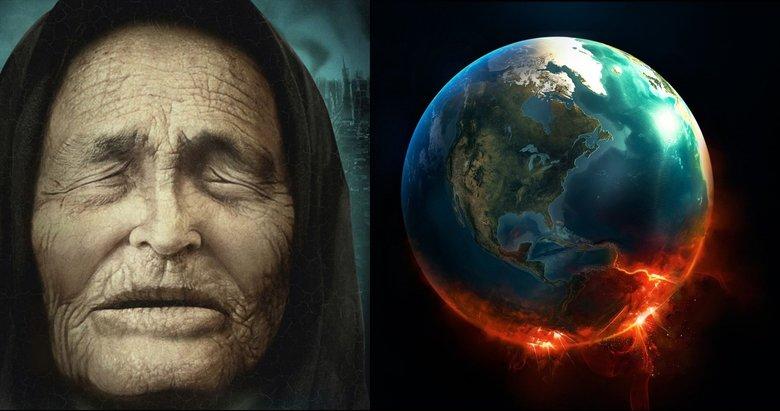 Baba Vanga'nın en korkutucu kehanetleri! Dünyanın sonu ne zaman gelecek?
