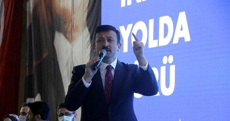 AK Partili Dağ salgın döneminde İzmir'e 2 milyar 685 milyon lirayı aşan nakdi destek verildiğini açıkladı