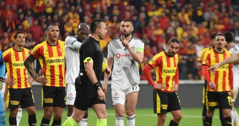 IFAB'dan TFF'ye kural hatası yanıtı! Göztepe-Beşiktaş maçı tekrar edilecek mi?