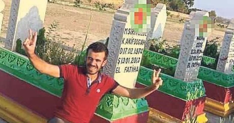 Eskişehir canisi PKK yandaşı çıktı