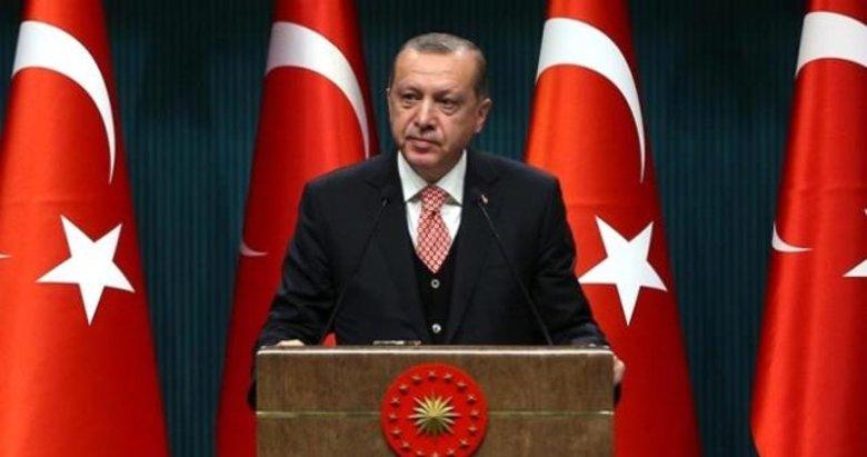 Erdoğan İzmir'in kurtuluş yıl dönümünü kutladı