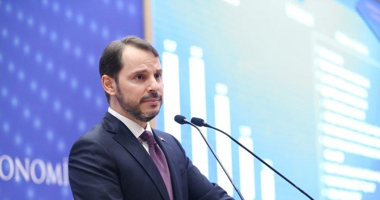 Son dakika: Hazine ve Maliye Bakanı Berat Albayrak'tan yeni rezerv açıklaması