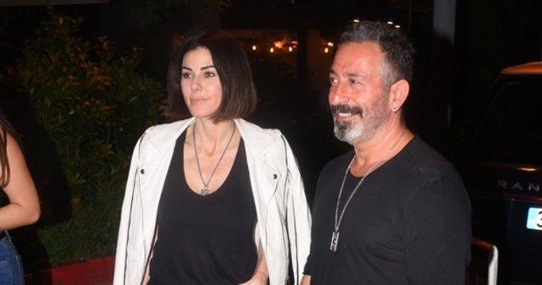 Defne Samyeli ve Cem Yılmaz aşkı belgelendi!