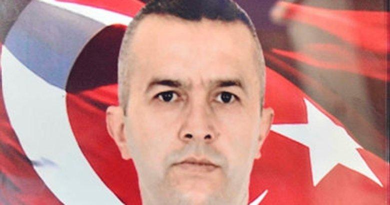 İzmir'de şehidin adı sonsuza kadar yaşayacak