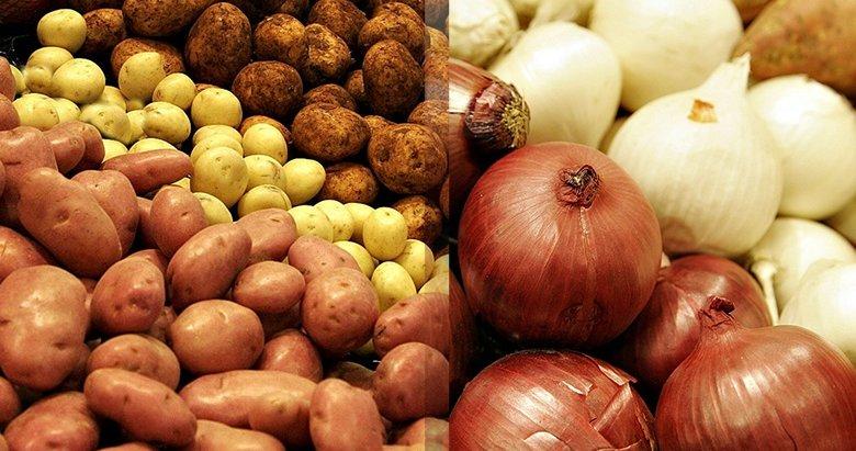 Kuru soğan ve patates hakkında önemli karar - Ekonomi Haberleri