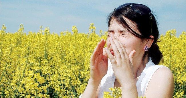 Uzmanından bahar alerjisi uyarısı