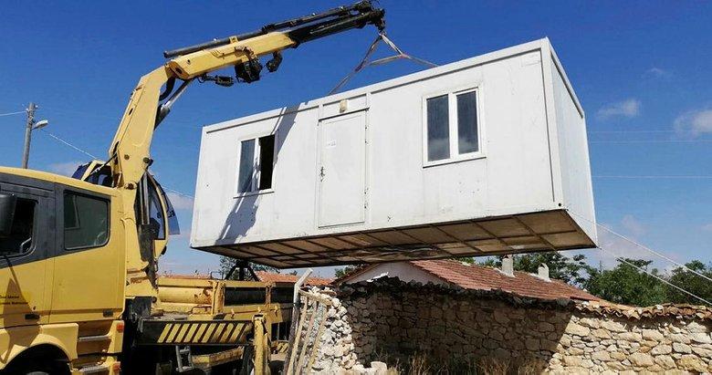 Kütahya'da 31 Ağustos'taki depremde 41 binanın ağır hasar gördüğü tespit edildi