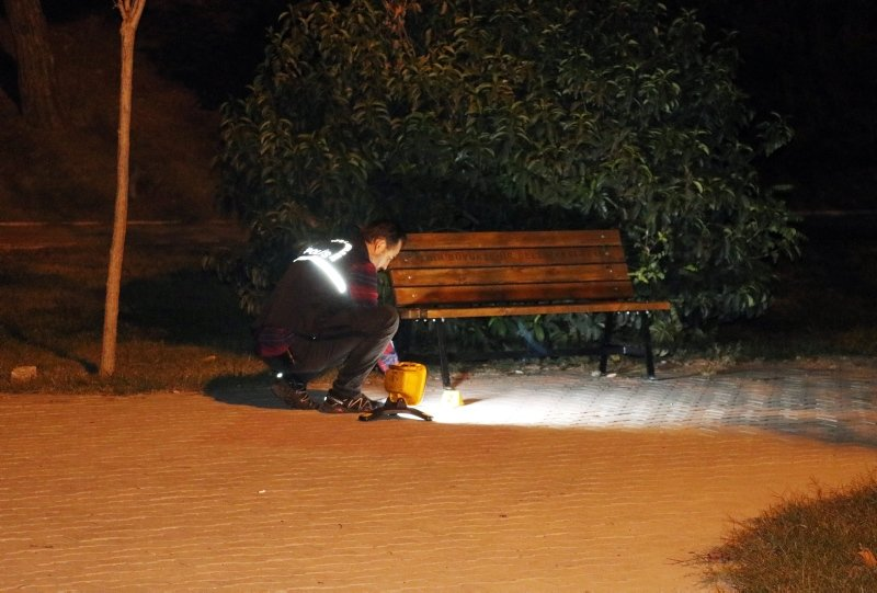 İzmir Bornova'da parkta pompalı dehşeti! İki kardeş yaralandı