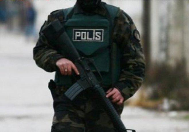 İzmir'de Eş Zamanlı Terör Operasyonu