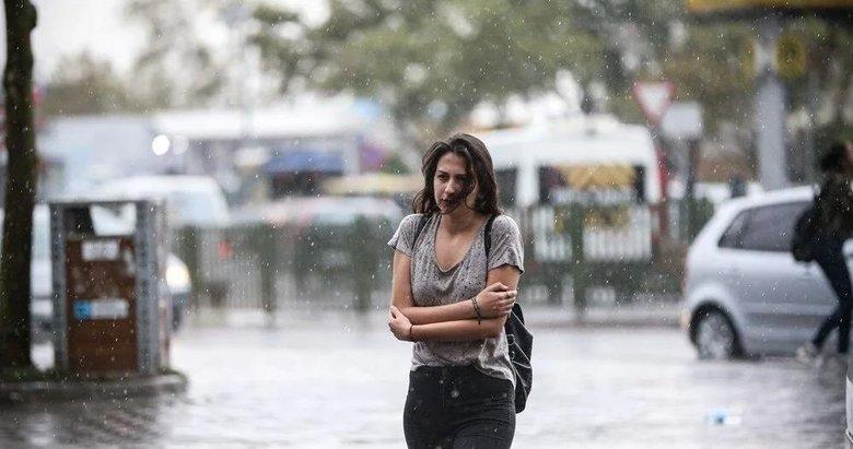 Meteoroloji'den o bölgelere yağış ve rüzgar uyarısı! İzmir ve Ege 10 Temmuz 2021 hava durumu nasıl olacak?