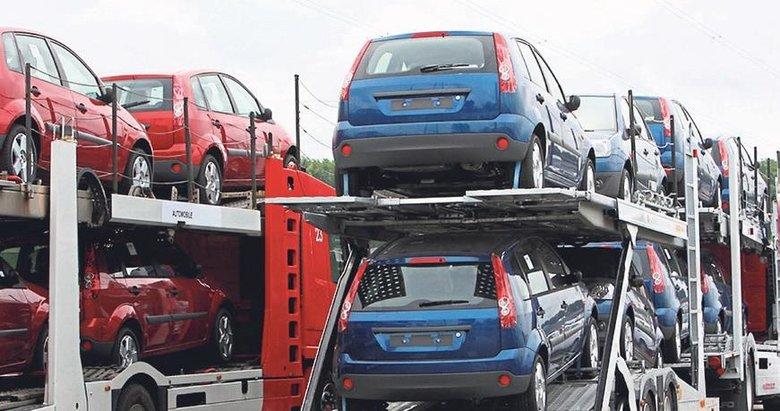 Temmuz'da otomotiv ihracatında rekor artış