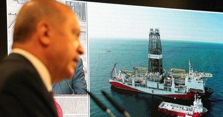Başkan Erdoğan açıkladı: 85 milyar metreküp ek rezerv ilave edildi
