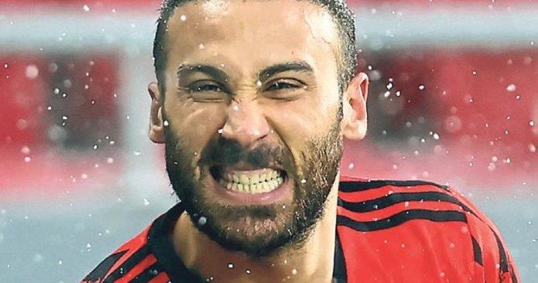 Beşiktaş'ta Cenk şoku