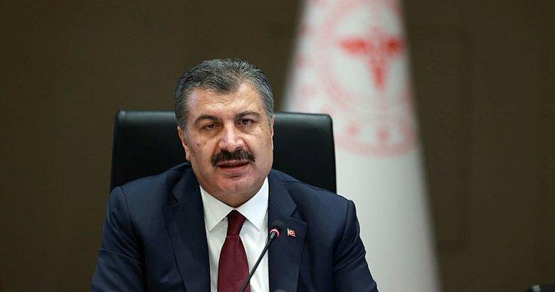 Son dakika: Sağlık Bakanı Koca, İzmir'de basın toplantısı düzenledi