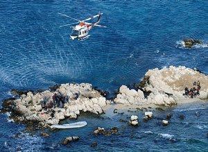 İzmir'de kurtarma operasyonu