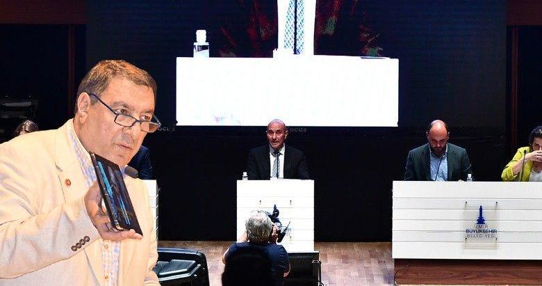 İBB Meclisi'nde 'siyasi kalpazanlık' tartışması