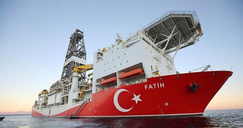 Fatih'ten keşif müjdesi Karadeniz'de