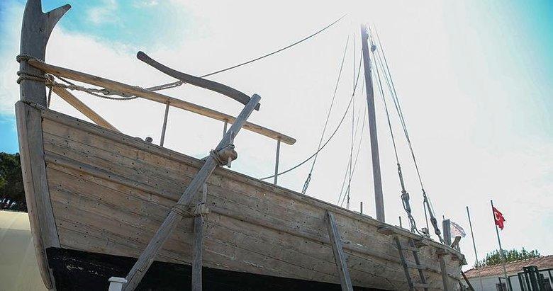 İzmir'de Osmanlı kadırgası inşa edip Akdeniz'e yelken açacaklar