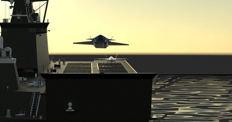 Bayraktar TB3 ile Muharip İnsansız Uçak Sistemi birlikte görev yapacak