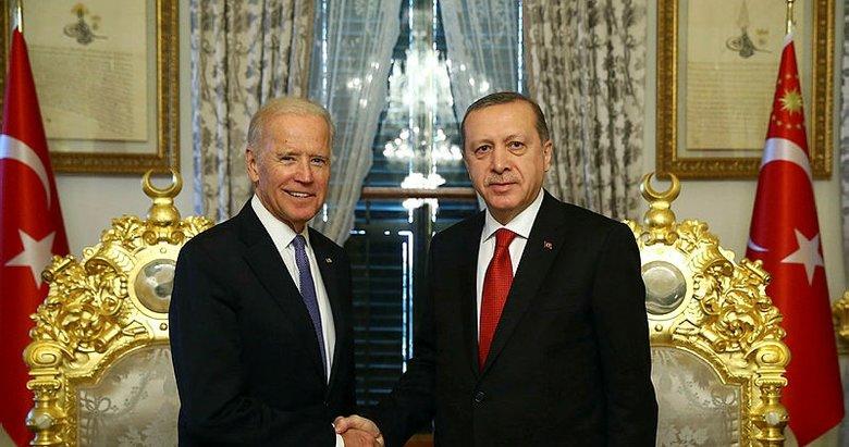 Son dakika: Başkan Erdoğan, ABD Başkanı seçilen Joe Biden'a tebrik mesajı gönderdi