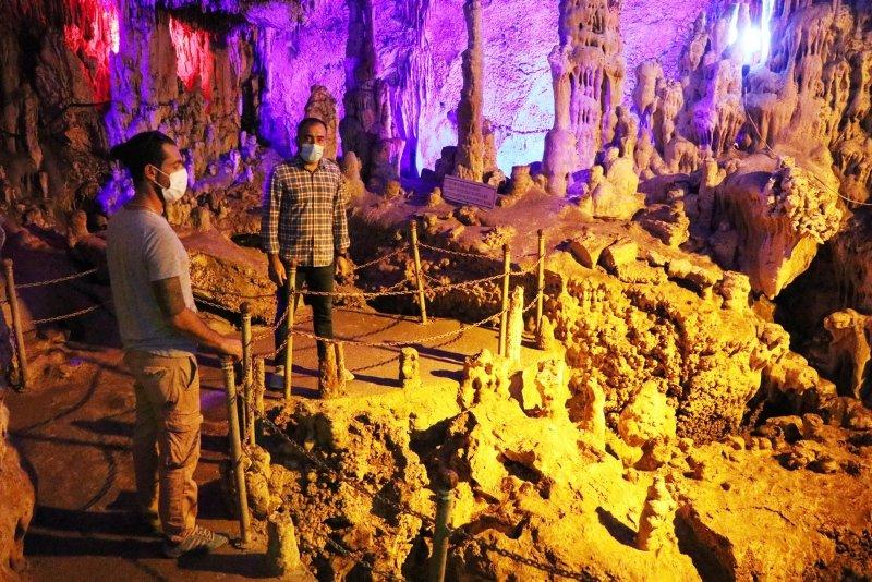 Saçı olmayanların ve dökülenlerin şifa aradığı mağara; Keloğlan