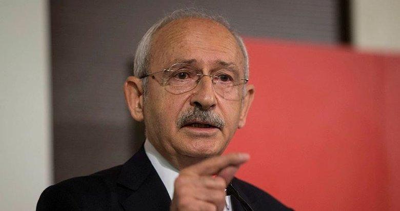 Kılıçdaroğlu'dan HDP ile ittifak yapın talimatı