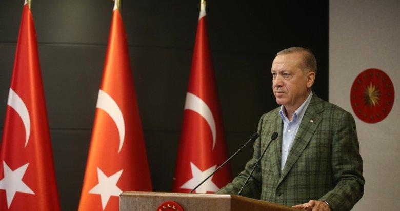 Son dakika: Başkan Erdoğan'dan bayram mesajı!