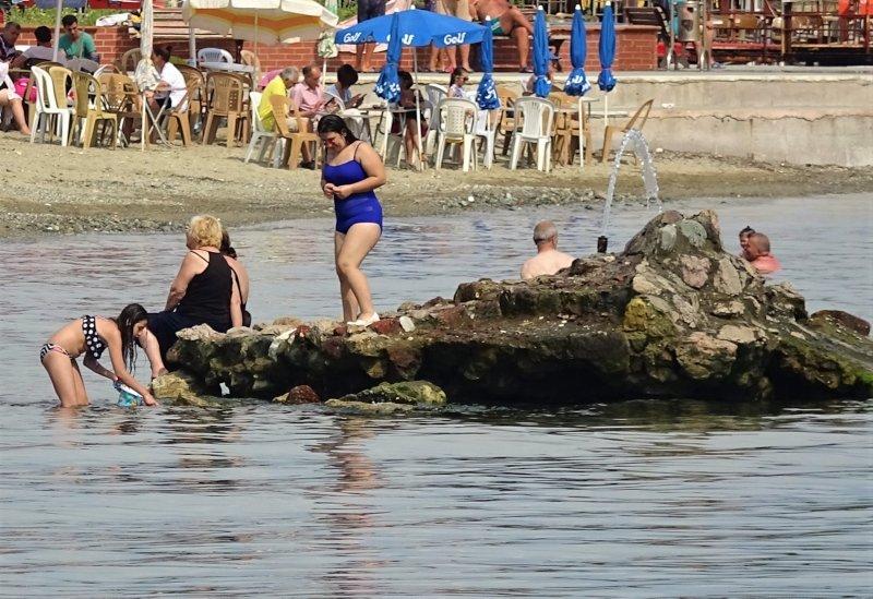 Balıkesir'de görenleri hayrete düşüren doğa olayı! Herkes telefonuna sarılıyor