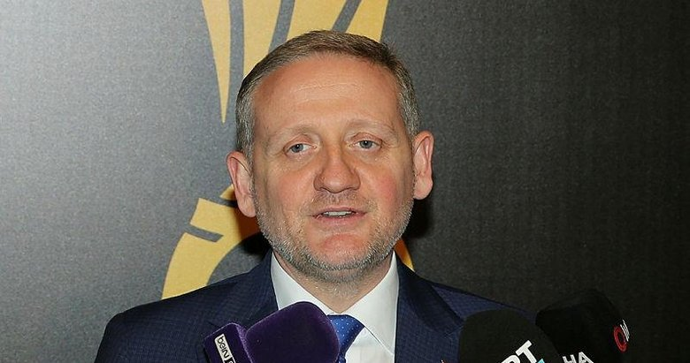 Başakşehir Başkanı Göksel Gümüşdağ'dan G.Saray için sert sözler