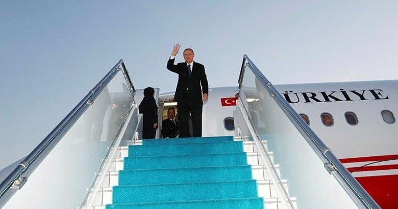 Başkan Erdoğan, Kuzey Kıbrıs Türk Cumhuriyeti'nde
