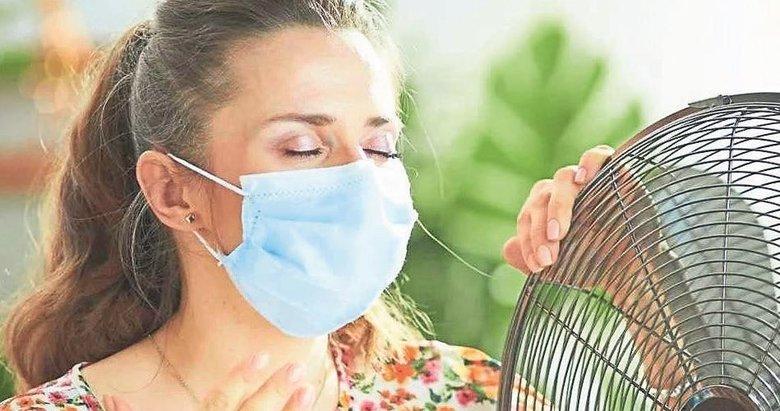 Hava sıcaklığı alarm veriyor