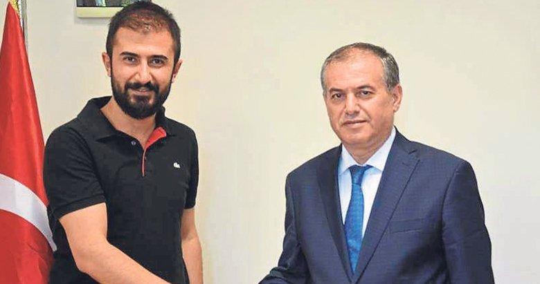 Denizlispor'a yeni kuvvet