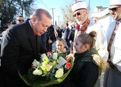 Gümülcine'de Erdoğan coşkusu