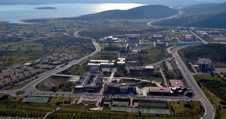 İzmir Teknoloji Üssü'nde geri sayım