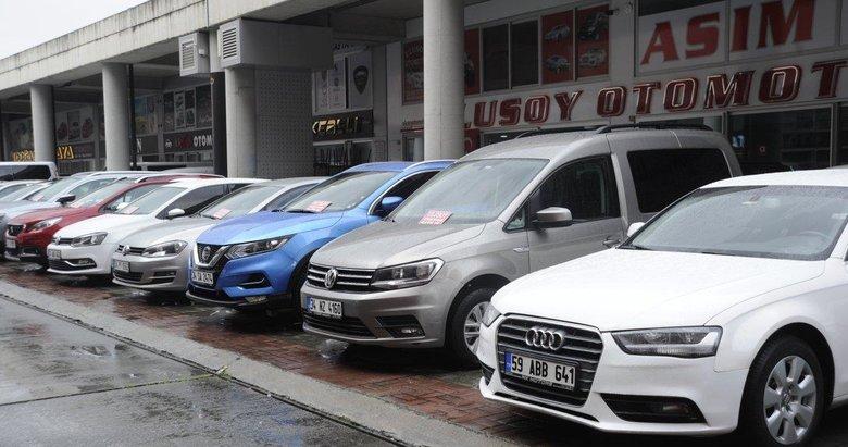 İkinci el otomobil fiyatları pazarı hareketlendirdi! Fiyatlar ne zaman düşer?