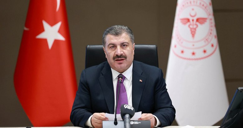 Sağlık Bakanı Fahrettin Koca duyurdu! İşte vaka sayılarının yüksek olduğu illerde yoğun bakım doluluk oranları
