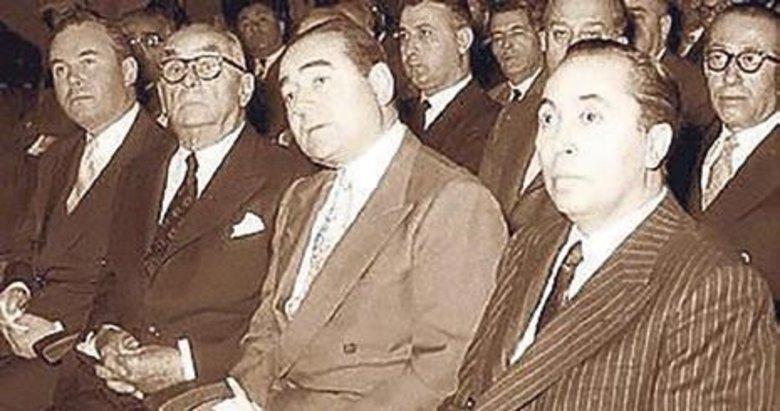 Demokrasi şehitlerinin idamlarının 59. yılı
