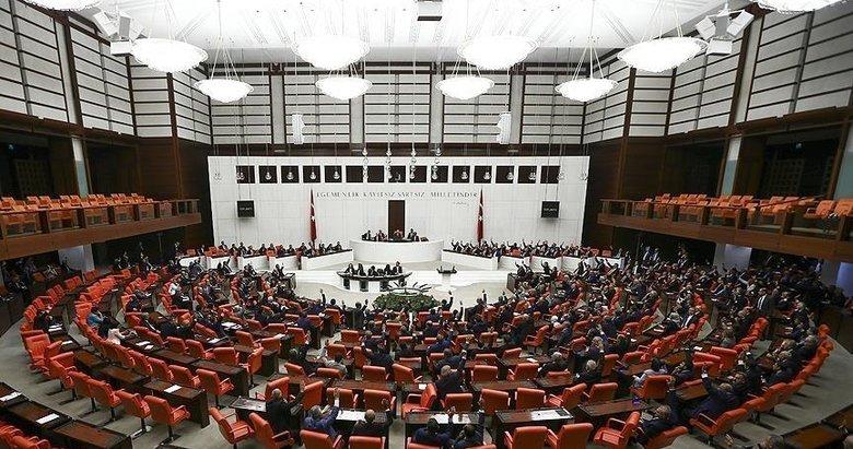 CHP'li Enis Berberoğlu ile birlikte 10 dokunulmazlık fezlekesi Meclis'te