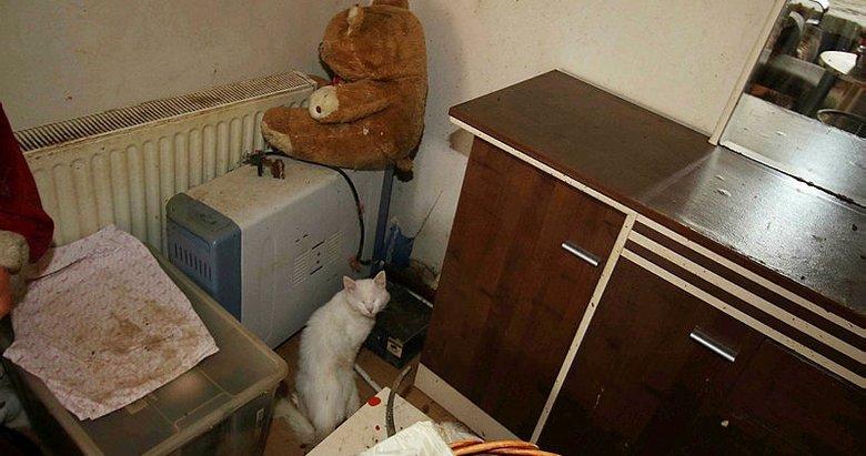 İzmir'de bir apartman dairesinden çıkanlar şok etti