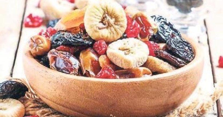 Kuru meyve ihracatı yükselişte