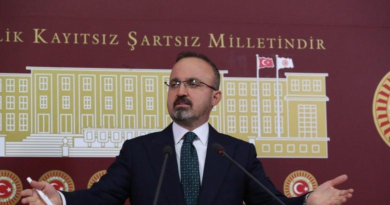 AK Partili Turan'dan 'kaçak restoran' tepkisi