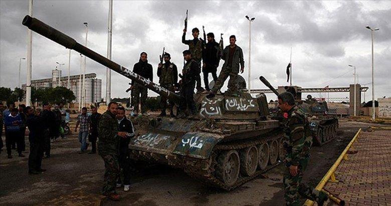 ÖSO'dan Suriye'nin kuzeyinde YPG/PKK'ya operasyon