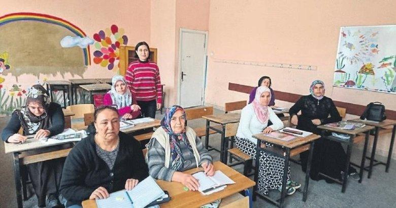 İzmirli kadınlar Cumhurbaşkanına minnettar
