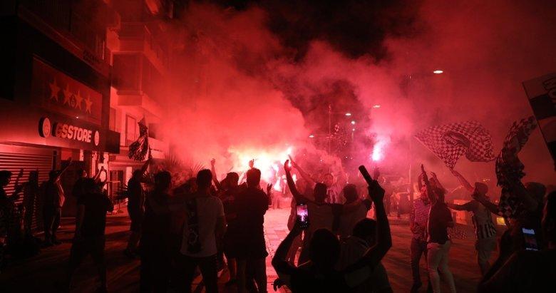 Altaylı taraftarların Süper Lig sevinci!