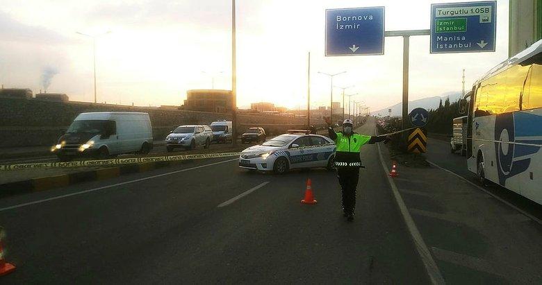Son dakika: İzmir'e araç girişine kısıtlama